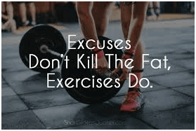 gym and fitness quotes